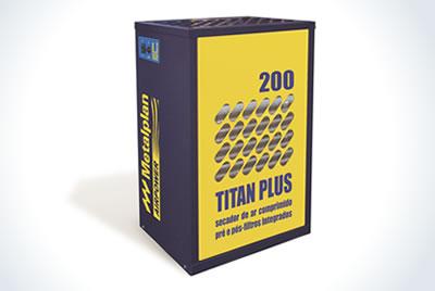 Secador Titan Plus 200