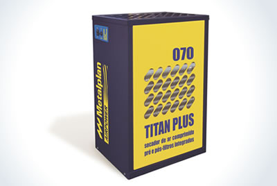 Secador Titan Plus 70