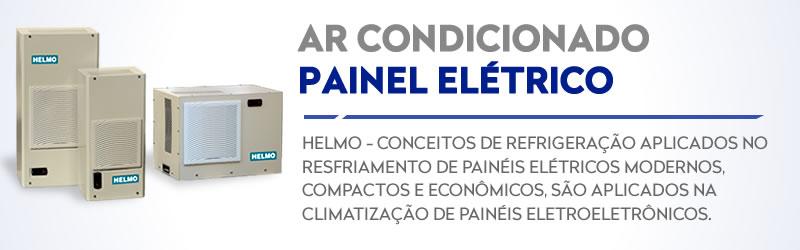 Ar Condicionado Painel Elétrico