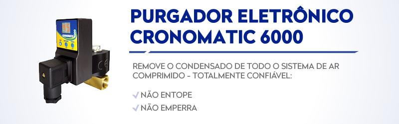 Purgador eletrônico Cronomatic 6000