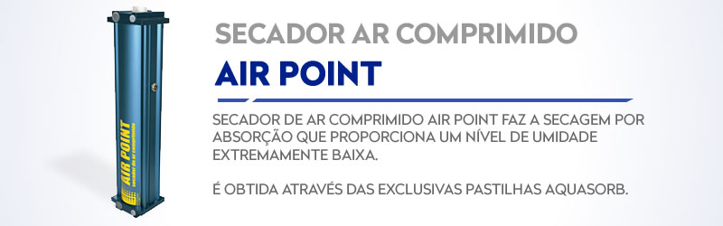 Secador Air Point