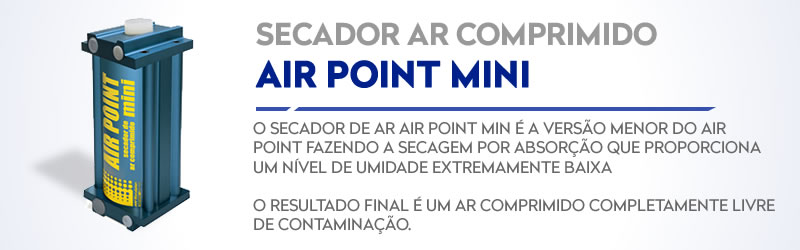 Secador Air Point Mini