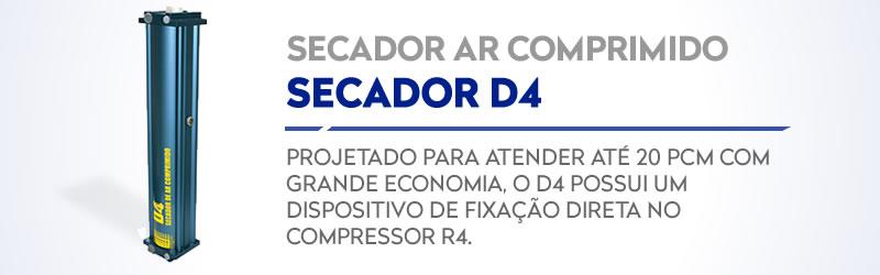 Secador D4
