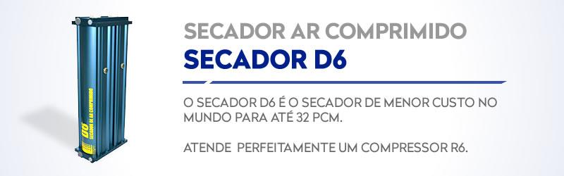 Secador D6