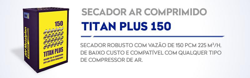 Secador Titan Plus 150