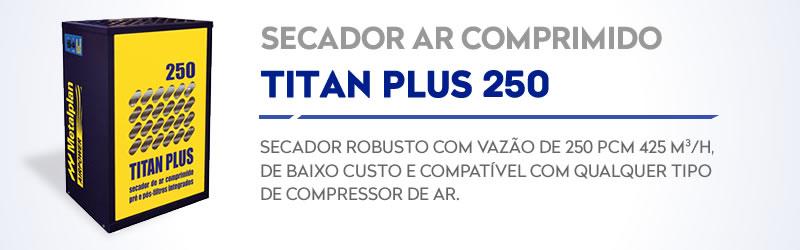 Secador Titan Plus 250