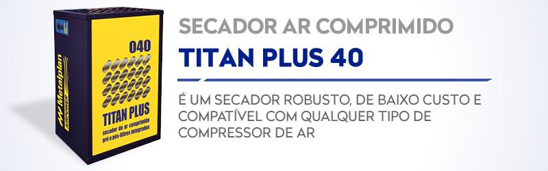 Secador Titan Plus 40